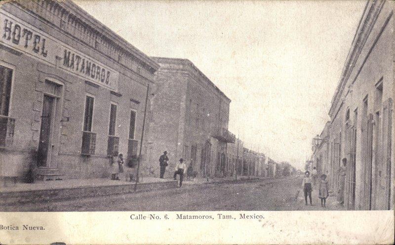 Calle Sexta