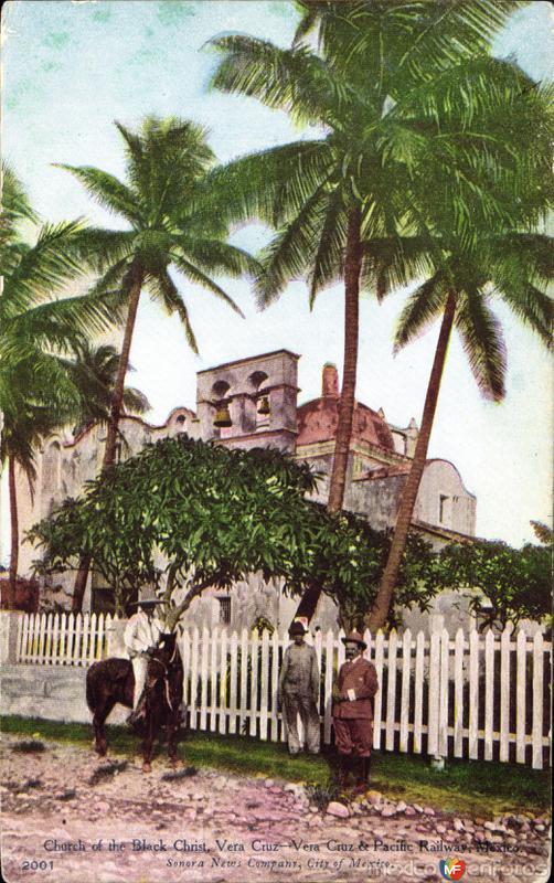 Iglesia del Cristo Negro