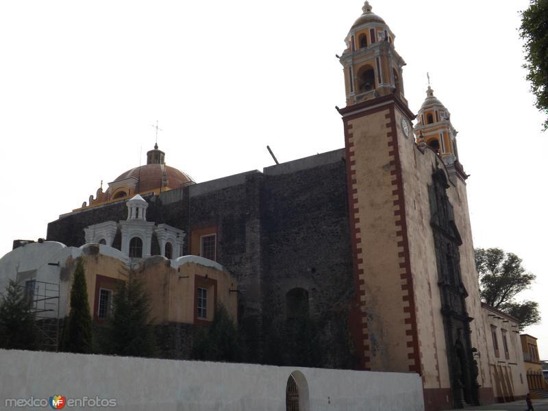Parroquia de San Andrés Cholula, Pue. Mayo/2013