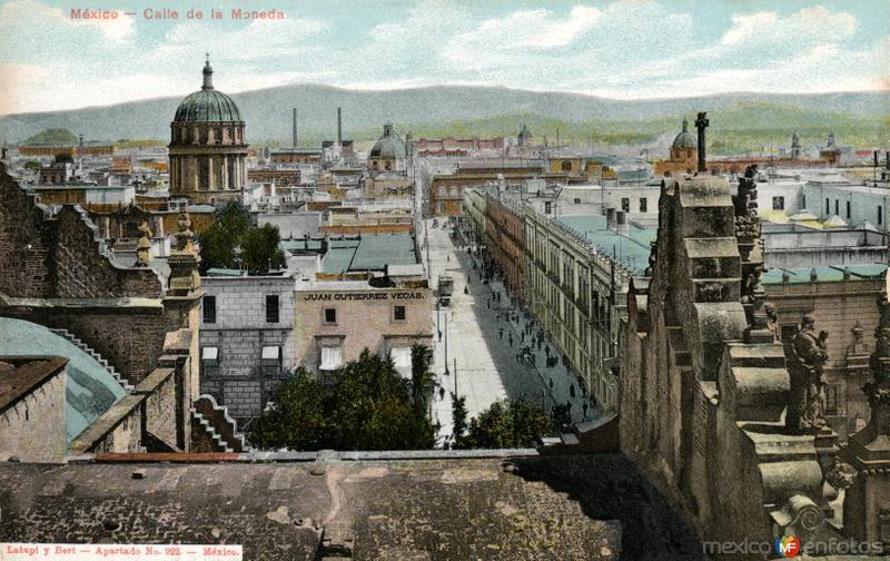 Calle de la Moneda