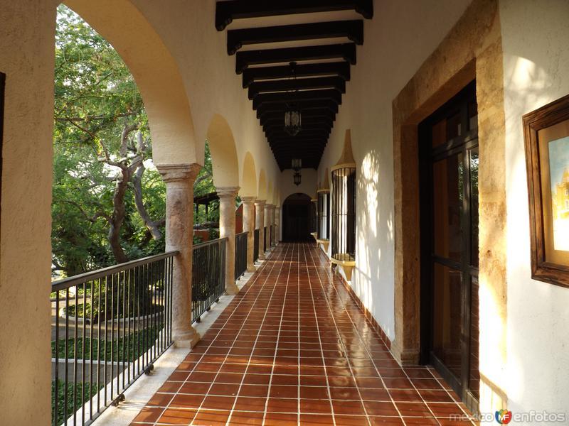 Hermosa ex-hacienda Teya, Yucatán. Abril/2013