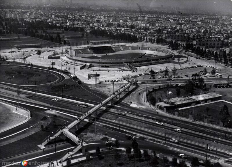 México 1968, Velódromo Olímpico