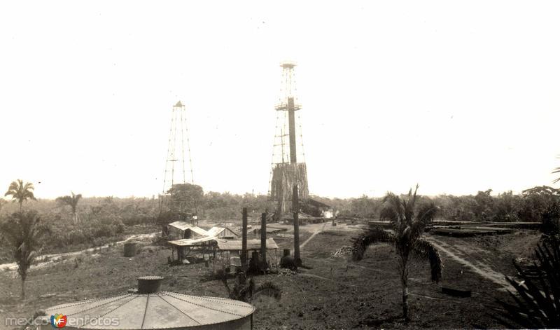 Campo petrolero de Belén