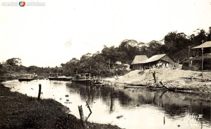 Vista del Río Tula