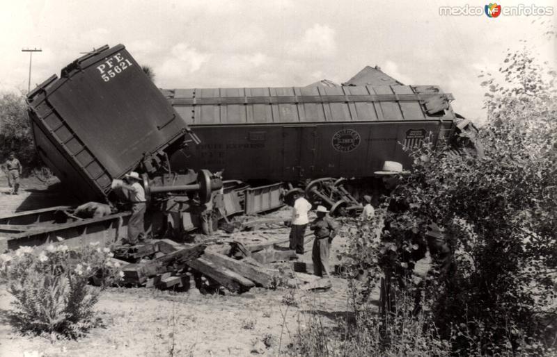 Accidentes ferroviarios