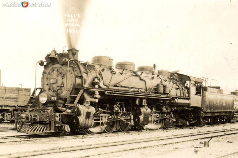 Ferrocarriles Mexicanos