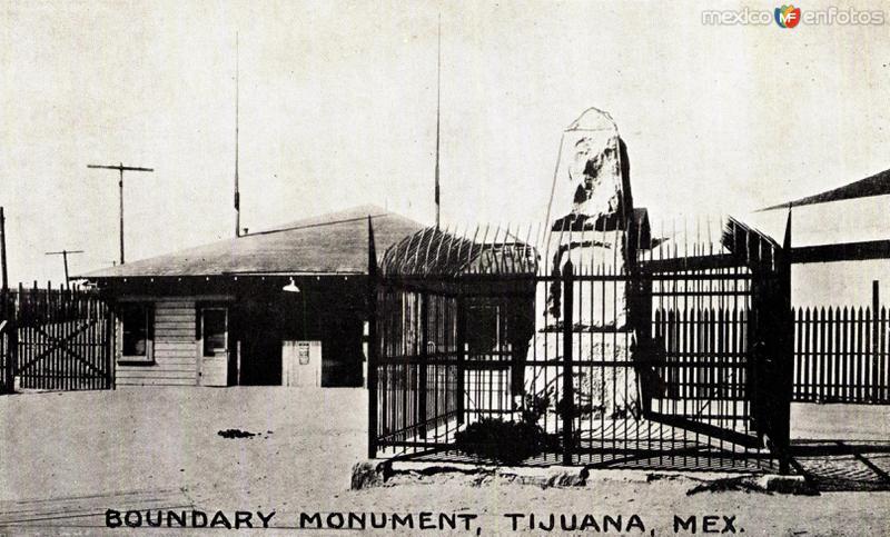 Monumento fronterizo