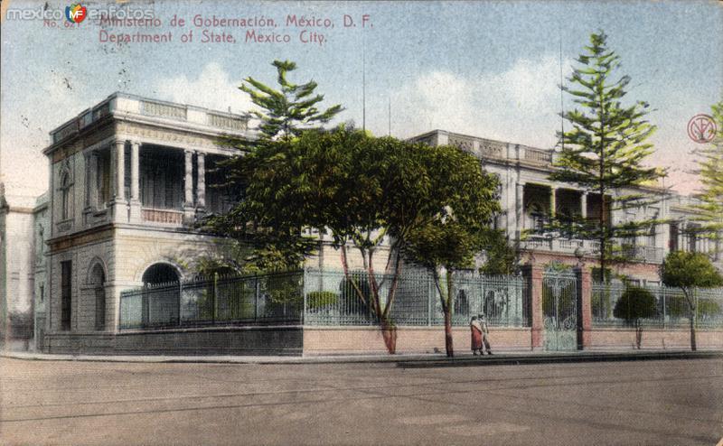 Ministerio de Gobernación