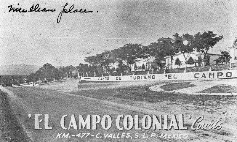 El Campo Colonial Courts