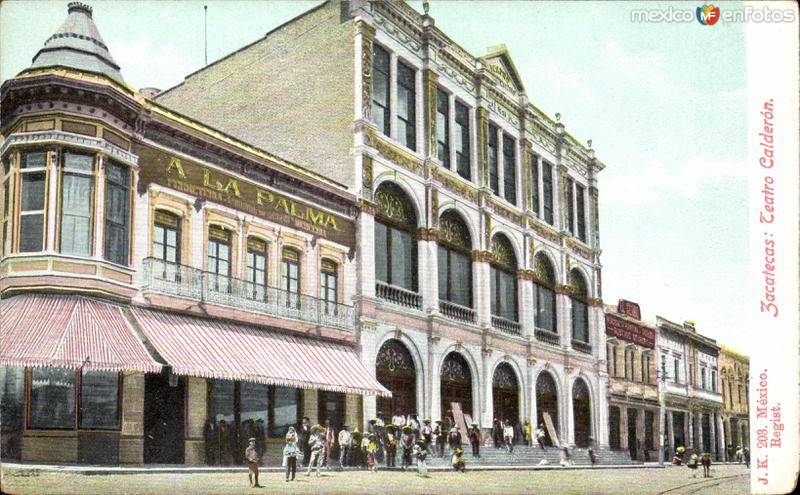 Teatro Calderón