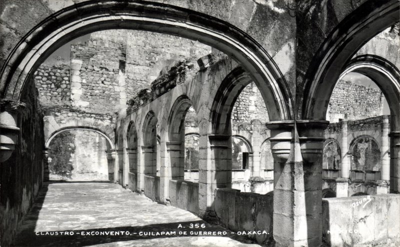 Ex Convento de Cuilápam