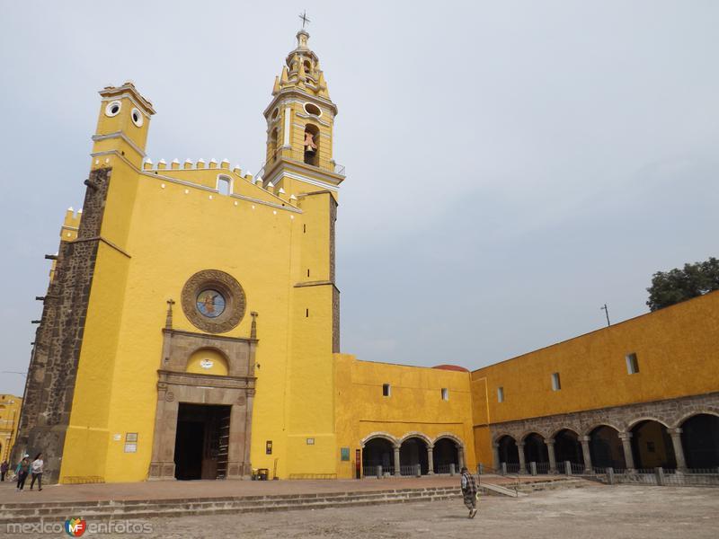 Ex-convento de San Gabriel siglo XVI. Cholula