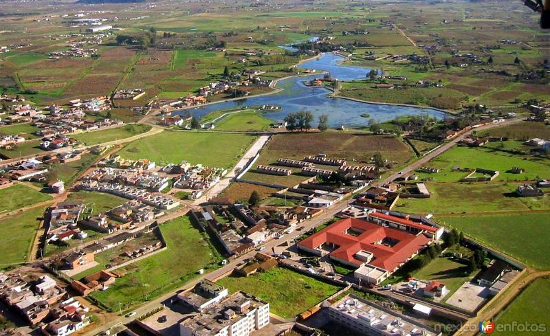 El Río Chignahuapan da nombre y vida a nuestro Pueblo y Municipio