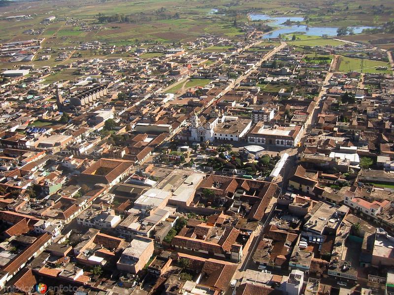 Nuestro pueblo y El Río Chignahuapan han coexistido a través de los siglos