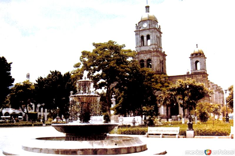 Catedral y Plaza