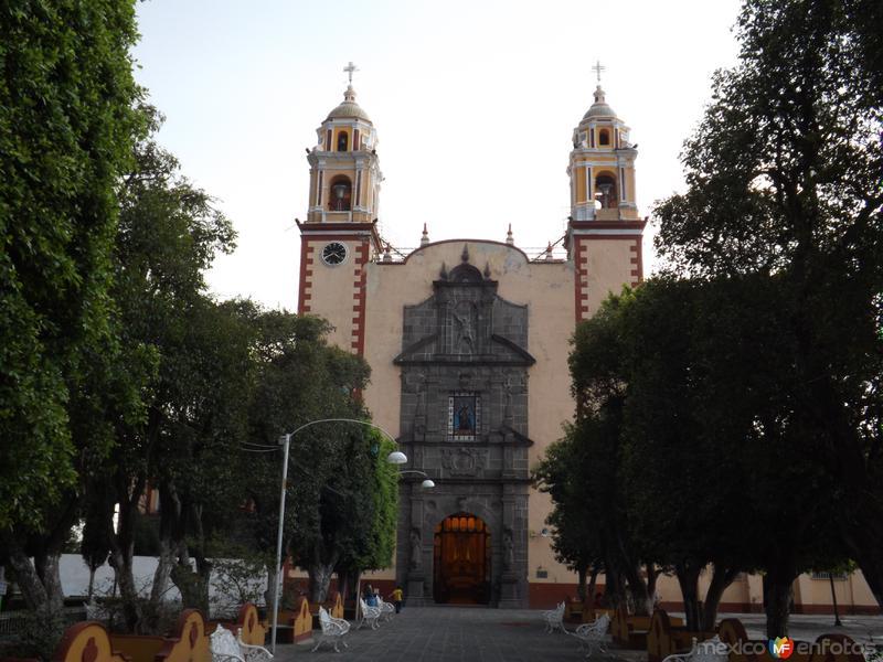 Parroquia de San Andrés Cholula, Puebla. Mayo/2013