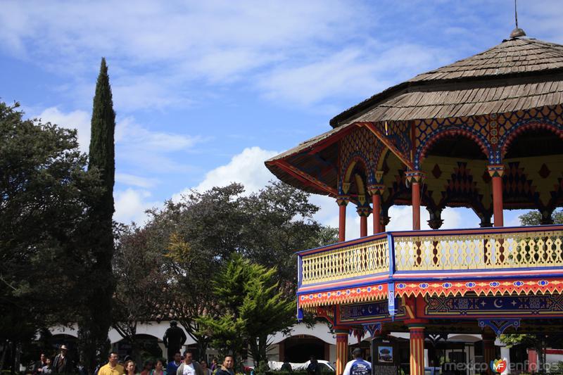 Kiosco del Siglo XIX