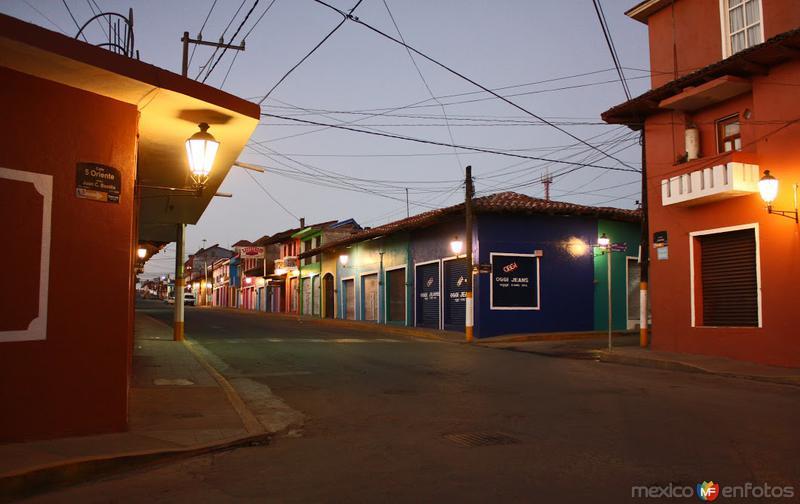 Por las calles del Centro Histórico