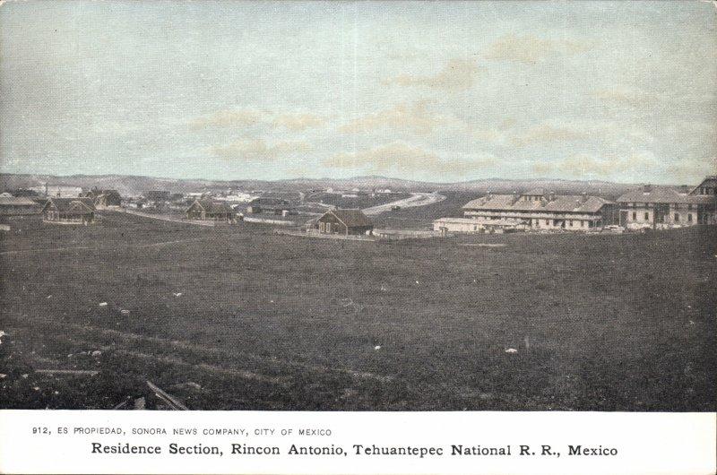Zona residencial de Rincón Antonio