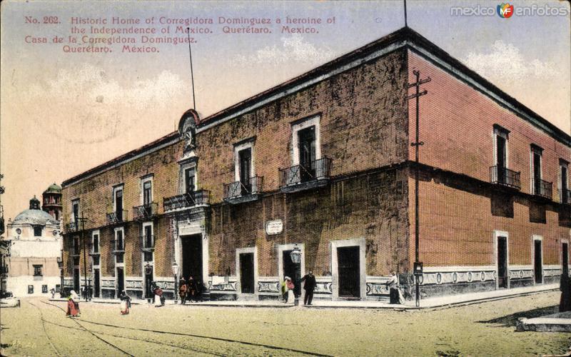 Casa dela Corregidora Domínguez