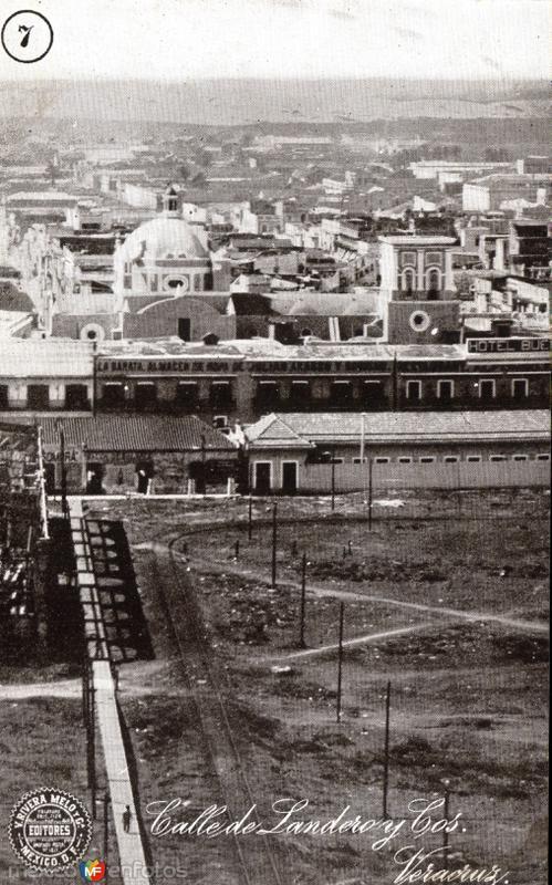7: Calle de Landero y Cos