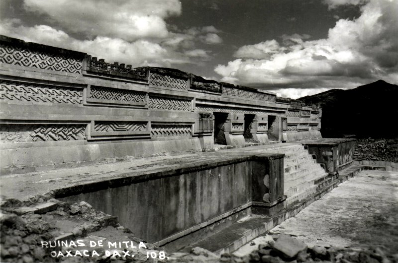 Ruinas de Mitla