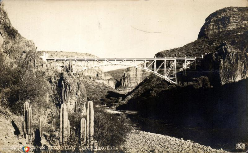 Puente de Taxquillo