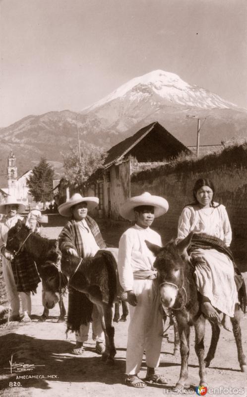 Nativos de Amecameca