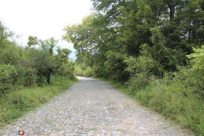 camino al parque la estanzuela