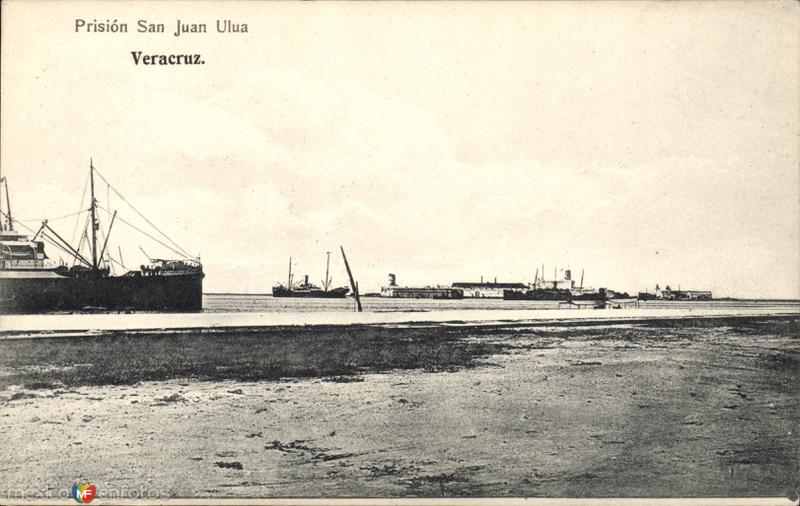 Prisión de San Juan de Ulúa
