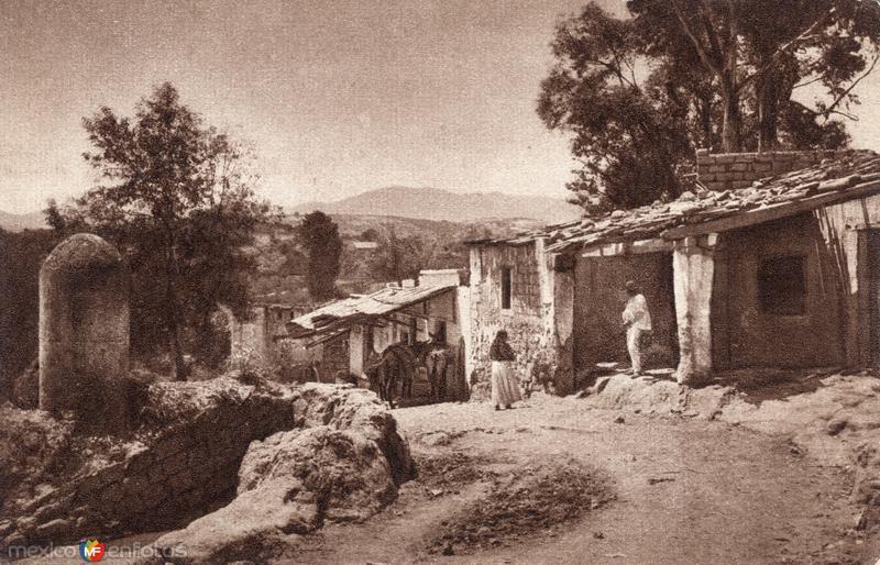 Pueblo de San Esteban