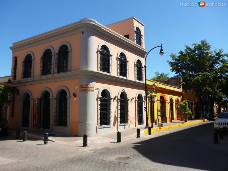 Casa del Centro Historico.