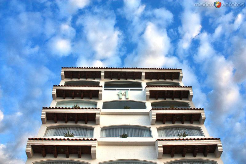Hotel Nueve Manantiales, a un costado de la Laguna Chignahuapan