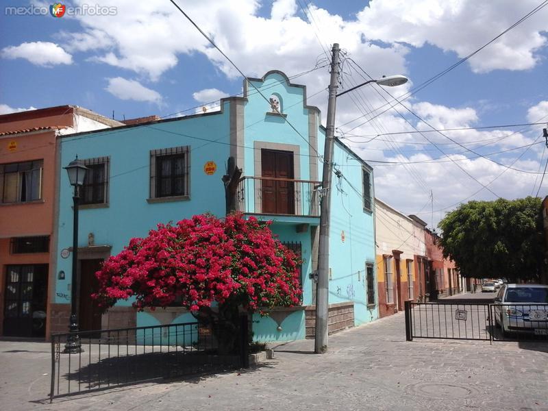 casa del barrio de San Miguelito.