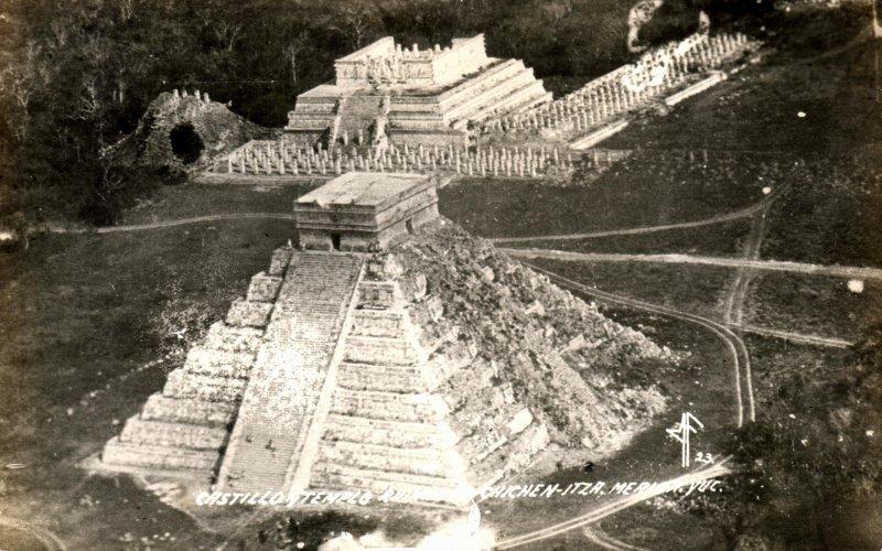 El Castillo y el Templo de los Guerreros