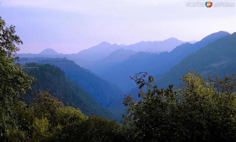 NATURALEZA: Panorámica desde el Cerrito del Calvario