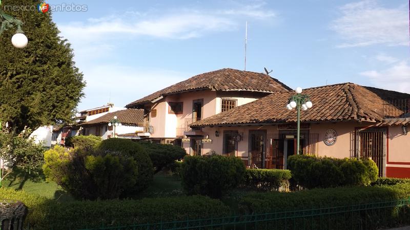 Pueblo mágico de Zacatlán, Puebla. Mayo/2014