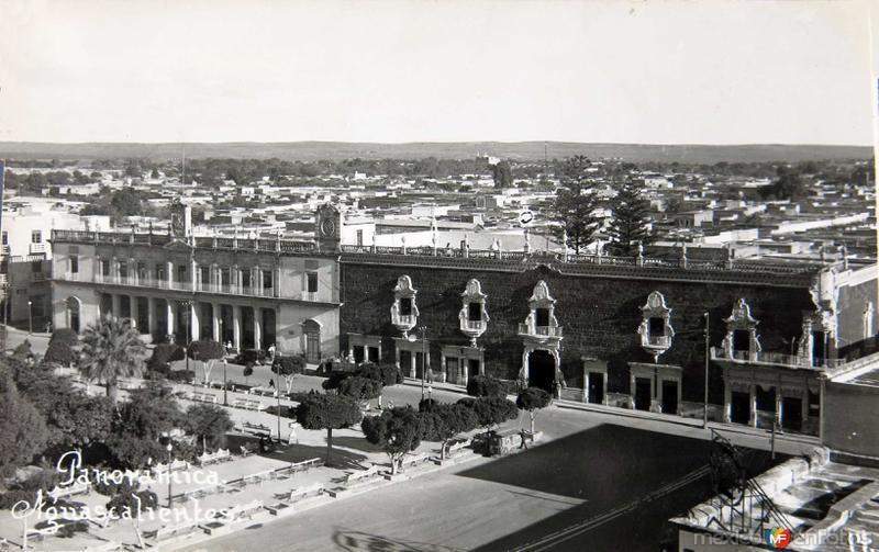 Panorama de la Ciudad