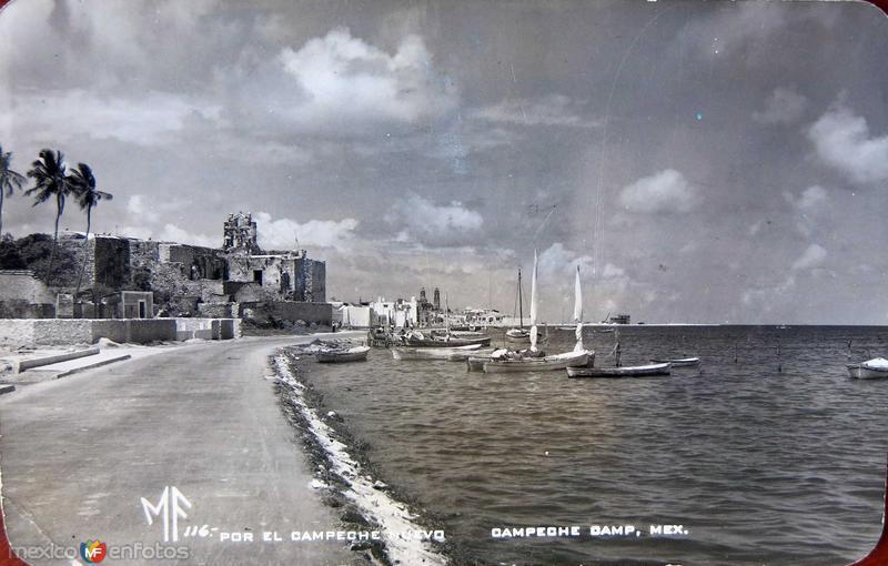Por el Campeche Nuevo