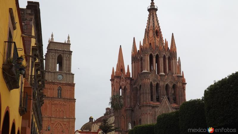Parroquia de San Miguel Arcangel. Abril/2014