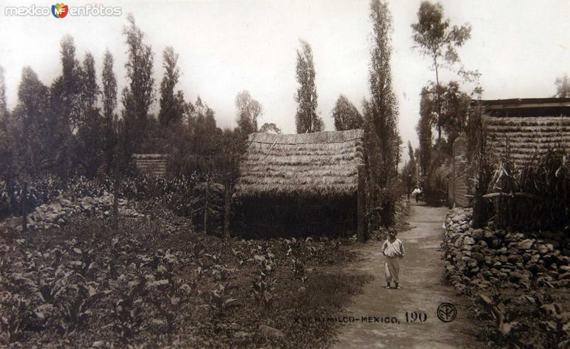 Xochimilco 1930