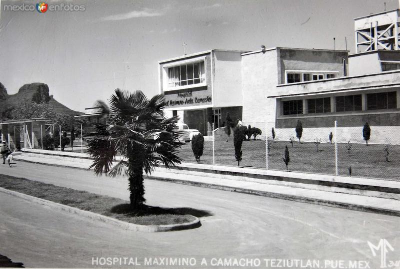 Hospital Maximino Camacho
