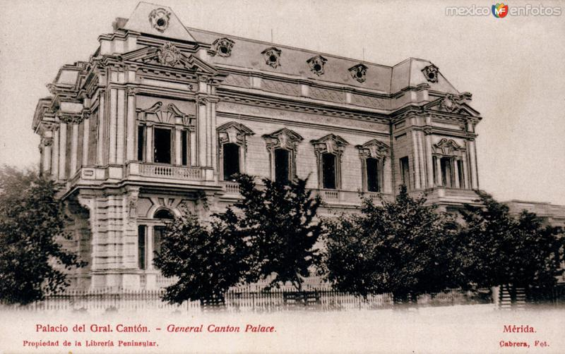 Palacio del General Cantón