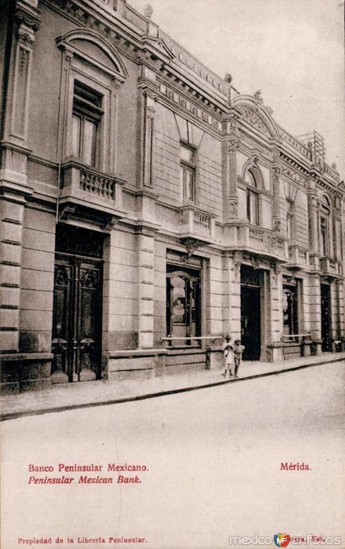 Banco Peninsular Mexicano
