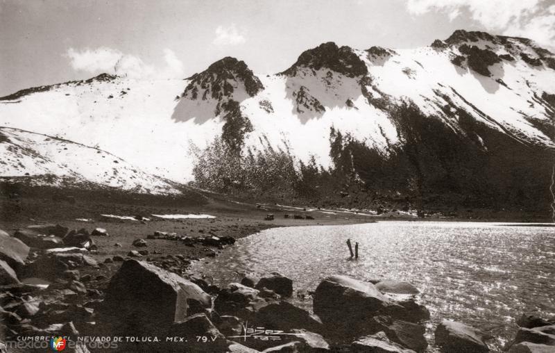 Cumbres del Nevado de Toluca