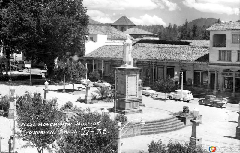 Plaza Monumental Morelos