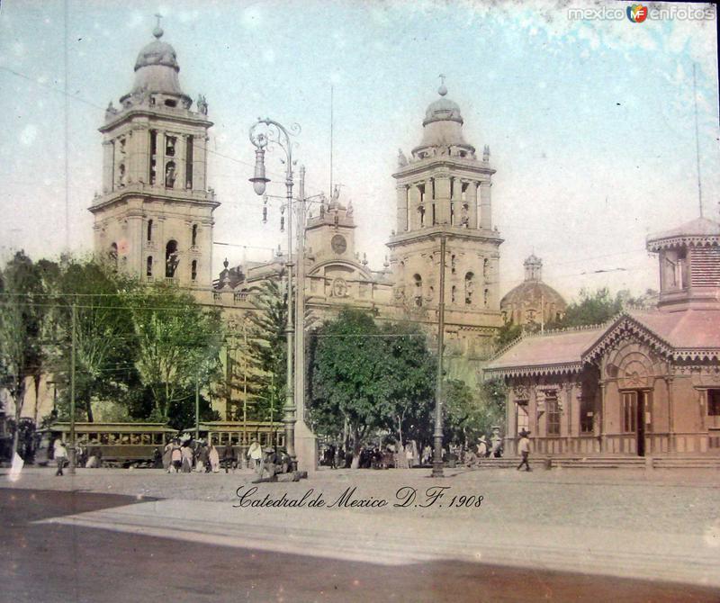 La Catedral 1908