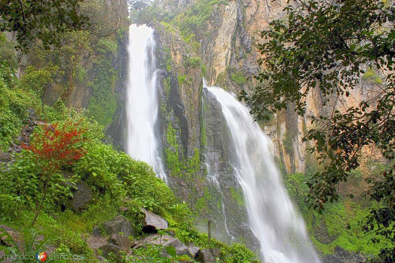La espectacular belleza de las Cascadas de Quetzalapan