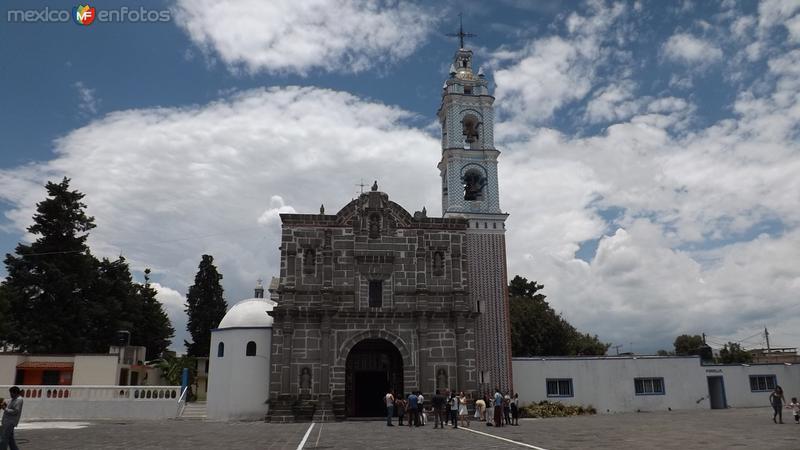 Parroquia de Acuitlapilco. Junio/2014