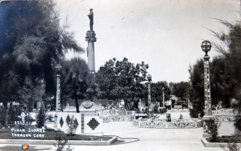 Plaza Juarez